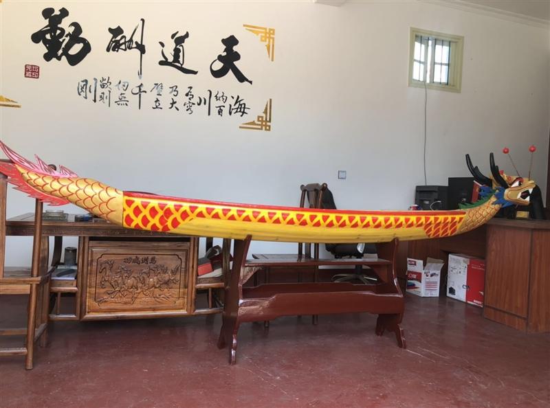 木质龙舟比赛专用